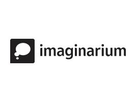 logo e cupom de desconto imaginarium